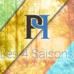 Les 4 Saisons Automne 2018 : Le programme