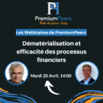 Webinaire : Dématérialisation et efficacité des processus financiers